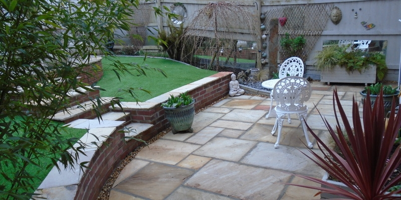 All aspects of garden design & construction undertaken