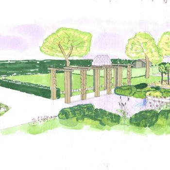 Garden Design Drawings